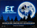 "Movie Posters:Science Fiction, E.T. The Extra-Terrestrial (Universal, R-2002). 20th Anniversary British Quad (30"" X 40""). Science Fiction.. ..."