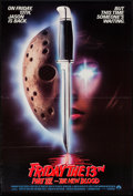 """Movie Posters:Horror, Friday the 13th Part VII - The New Blood & Other Lot (Paramount, 1988). One Sheets (2) (27"""" X 41"""") Advance. Horror.. ... (Total: 2 Items)"""