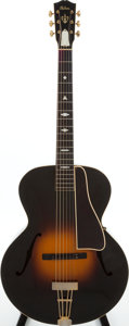 Musical Instruments:Acoustic Guitars, 1934 Gibson L-7 Sunburst Archtop Acoustic Guitar, Serial # 91656....