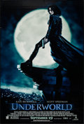 "Movie Posters:Horror, Underworld (Sony Pictures Classics, 2003). One Sheet (27"" X 40"") DSAdvance. Horror.. ..."
