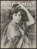 """Movie Posters:Miscellaneous, Universal Weekly (Universal, 12 July 1924). Magazine (40 Pages, 8"""" X 10.5""""). Miscellaneous.. ..."""