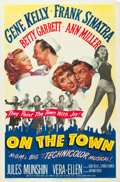 "Movie Posters:Musical, On the Town (MGM, 1949). One Sheet (27"" X 41"").. ..."
