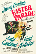 """Movie Posters:Musical, Easter Parade (MGM, 1948). One Sheet (27"""" X 41"""") Style D.. ..."""
