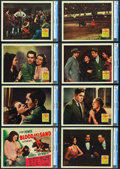 "Movie Posters:Drama, Blood and Sand (20th Century Fox, 1941). CGC Graded Lobby Card Setof 8 (11"" X 14"").. ... (Total: 8 Items)"