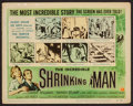 "Movie Posters:Science Fiction, The Incredible Shrinking Man (Universal International, 1957). TitleLobby Card (11"" X 14""). Science Fiction.. ..."