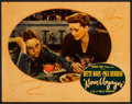 "Movie Posters:Romance, Now, Voyager (Warner Brothers, 1942). Lobby Card (11"" X 14""). Romance.. ..."