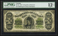 Canadian Currency: , DC-8e $1 1878.. ...
