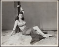 "Movie Posters:Miscellaneous, Yvonne De Carlo (Universal, 1947). Pinup Photo (11"" X 14"").. ..."