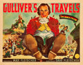 """Movie Posters:Animation, Gulliver's Travels (Paramount, 1939). Half Sheet (22"""" X 28"""").. ..."""