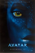 "Movie Posters:Science Fiction, Avatar (20th Century Fox, 2009). Lenticular One Sheet (27"" X 40"")Advance.. ..."