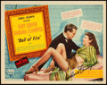 "Movie Posters:Comedy, Ball of Fire (RKO, 1941). Autographed Title Lobby Card (11"" X14"").. ..."