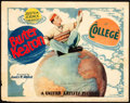 "Movie Posters:Comedy, College (United Artists, 1927). Title Lobby Card (11"" X 14"").. ..."