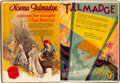 """Movie Posters:Miscellaneous, First National Exhibitor's Book (First National, 1926-27).Hardbound Book.(9.5"""" X 12.5"""") (Multiple Pages).. ..."""