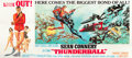 "Movie Posters:James Bond, Thunderball (United Artists, 1965). 24 Sheet (103"" X 228"").. ..."