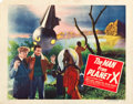 """Movie Posters:Science Fiction, The Man from Planet X (United Artists, 1951). Half Sheet (22"""" X28"""") Style A. From the collection of Wade Williams.. ..."""