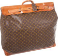 Luxury Accessories:Travel/Trunks, Louis Vuitton by French Company Classic Monogram Canvas SteamerBag. ...