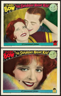 "Movie Posters:Comedy, The Saturday Night Kid (Paramount, 1929). Lobby Cards (2) (11"" X14"").. ... (Total: 2 Items)"
