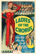 "Movie Posters:Comedy, Ladies of the Chorus (Columbia, 1948). One Sheet (27"" X 41"").. ..."