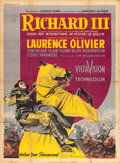 "Movie Posters:Drama, Richard III (London Films, 1956). French Grande (47"" X 63"") StyleB.. ..."
