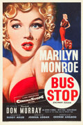 "Movie Posters:Drama, Bus Stop (20th Century Fox, 1956). British Double Crown (20"" X30"").. ..."