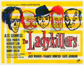 "Movie Posters:Comedy, The Ladykillers (Rank, 1955). British Half Sheet (22"" X 28"").. ..."