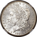 Morgan Dollars, 1893-CC $1 MS62 NGC....