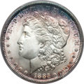 Morgan Dollars, 1885 $1 MS67+ PCGS. CAC....