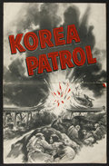 Movie Posters:War, Korea Patrol (Eagle Lion, 1951). Pressbook (Eight Pages). War. ...