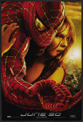 "Movie Posters:Action, Spider-Man 2 (Columbia, 2004). One Sheets (2) (27"" X 40"") SSAdvance. Action. ... (Total: 2 Items)"