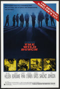 """Movie Posters:Western, The Wild Bunch (Warner Brothers, R-1995). One Sheet (27"""" X 40.5"""") SS. Western. ..."""