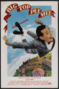 """Movie Posters:Comedy, Big Top Pee-Wee (Paramount, 1988). One Sheet (27"""" X 41""""). Comedy. ..."""
