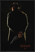 "Movie Posters:Academy Award Winner, Unforgiven (Warner Brothers, 1992). One Sheet (27"" X 40"") Advance.Academy Award Winner. ..."