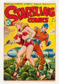 Golden Age (1938-1955):Science Fiction, Startling Comics #53 (Better Publications, 1948) Condition: VG....