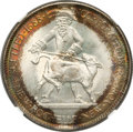 Commemorative Silver, 1938 50C New Rochelle MS68 NGC. CAC....