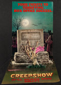 """Movie Posters:Horror, Creepshow (Warner Brothers, 1982). Pop-Up Exhibitor Promo (11.5"""" X 15"""") Advance. Horror.. ..."""