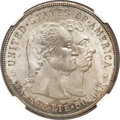 Commemorative Silver, 1900 $1 Lafayette Dollar MS66 NGC. DuVall 1-B. ...