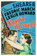 "Movie Posters:Romance, Smilin' Through (MGM, 1932). One Sheet (27"" X 41"").. ..."