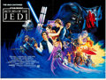 "Movie Posters:Science Fiction, Return of the Jedi (20th Century Fox, 1983). British Quad (31"" X41""). From the collection of the late John L. Williams, n..."