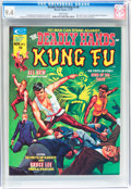 Magazines:Adventure, The Deadly Hands of Kung Fu #6 (Marvel, 1974) CGC NM 9.4 White pages....