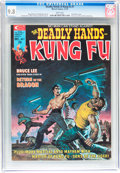 Magazines:Superhero, The Deadly Hands of Kung Fu #7 (Marvel, 1974) CGC NM/MT 9.8 Whitepages....
