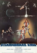 """Movie Posters:Science Fiction, Star Wars (20th Century Fox, 1978). Swedish One Sheet (27.5"""" X39.5""""). From the collection of the late John L. Williams,n..."""