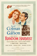 "Movie Posters:Drama, Random Harvest (MGM, 1942). One Sheet (27"" X 41"") Style C.. ..."