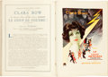 "Movie Posters:Miscellaneous, Paramount Exhibitor Book (Paramount, 1927-1928). Softcover FrenchExhibitor Book (Multiple Pages, 11"" X 14.5"").. ..."