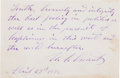 Autographs:U.S. Presidents, Ulysses S. Grant Autograph Quotation Signed...