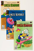 Bronze Age (1970-1979):Cartoon Character, Uncle Scrooge Group (Gold Key, 1978-82) Condition: Average VF....(Total: 59 Comic Books)