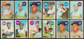 Baseball Cards:Lots, 1968 & 1969 Topps Baseball Collection (138) - Mostly Stars& HoFers! ...