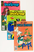 Bronze Age (1970-1979):Cartoon Character, Uncle Scrooge Group (Gold Key, 1979-84) Condition: Average VF+....(Total: 56 Comic Books)