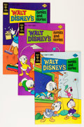 Bronze Age (1970-1979):Cartoon Character, Walt Disney's Comics and Stories Group (Gold Key, 1976) Condition: Average VF+.... (Total: 81 Comic Books)