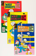 Bronze Age (1970-1979):Cartoon Character, Walt Disney's Comics and Stories Group (Gold Key, 1978) Condition:Average VF+.... (Total: 95 Comic Books)