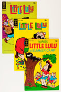 Bronze Age (1970-1979):Humor, Little Lulu Group (Gold Key, 1972-74) Condition: Average VF....(Total: 59 Comic Books)